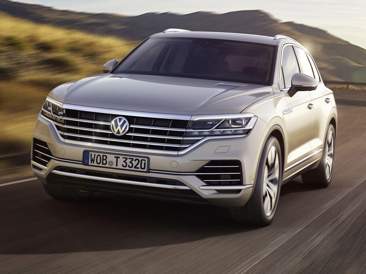 Bild zu Volkswagen Touareg (2018)