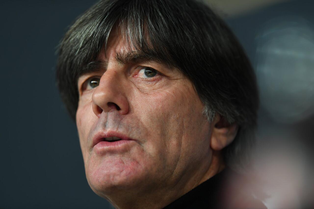 Bild zu Joachim Löw, Länderspiel, Wolfsburg, Deutschland, Serbien, Test, Bundestrainer
