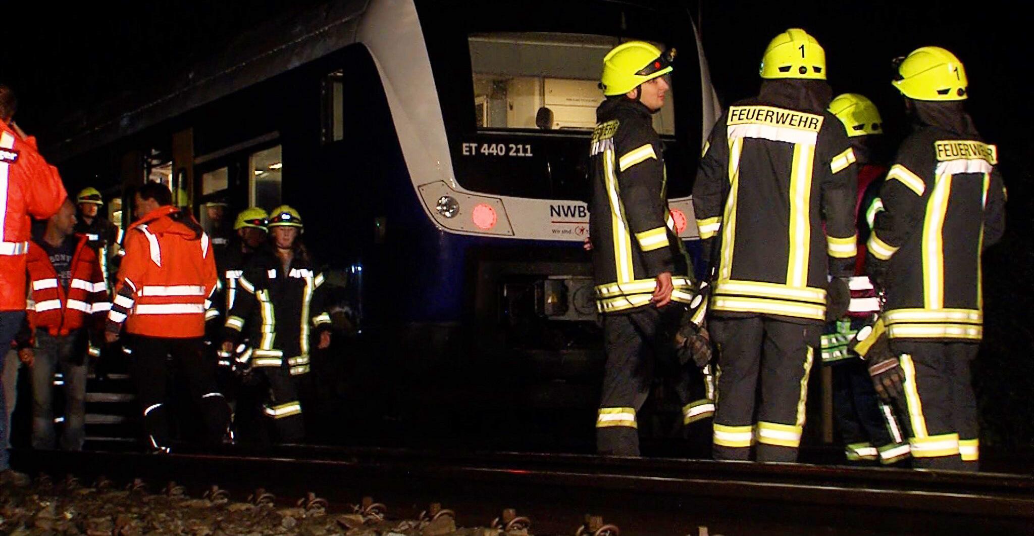 Bild zu Zugausfälle nachSturm in Norddeutschland