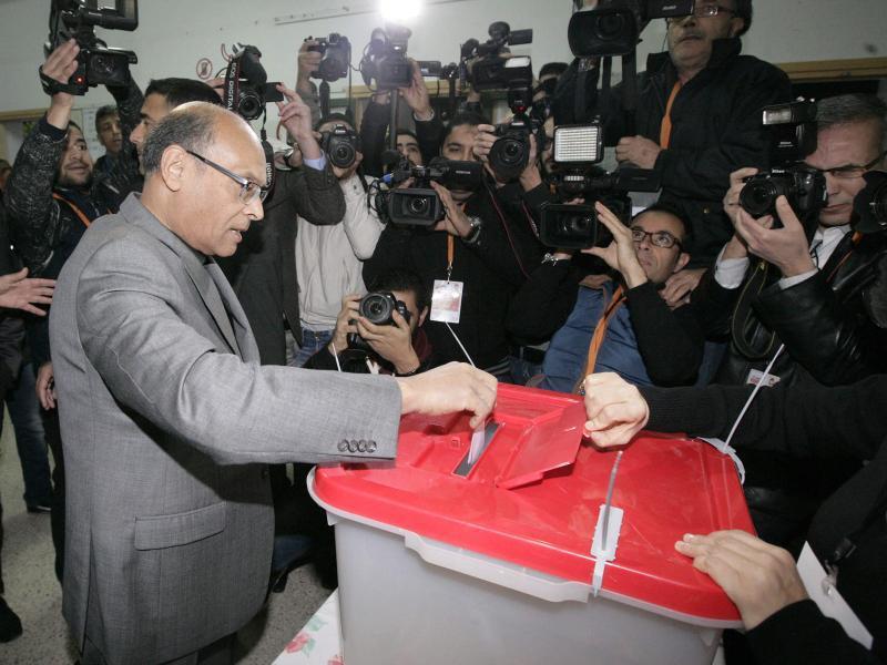 Bild zu Moncef Marzouki