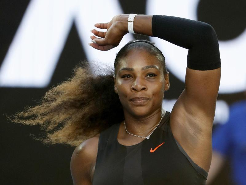 Bild zu Serena Williams