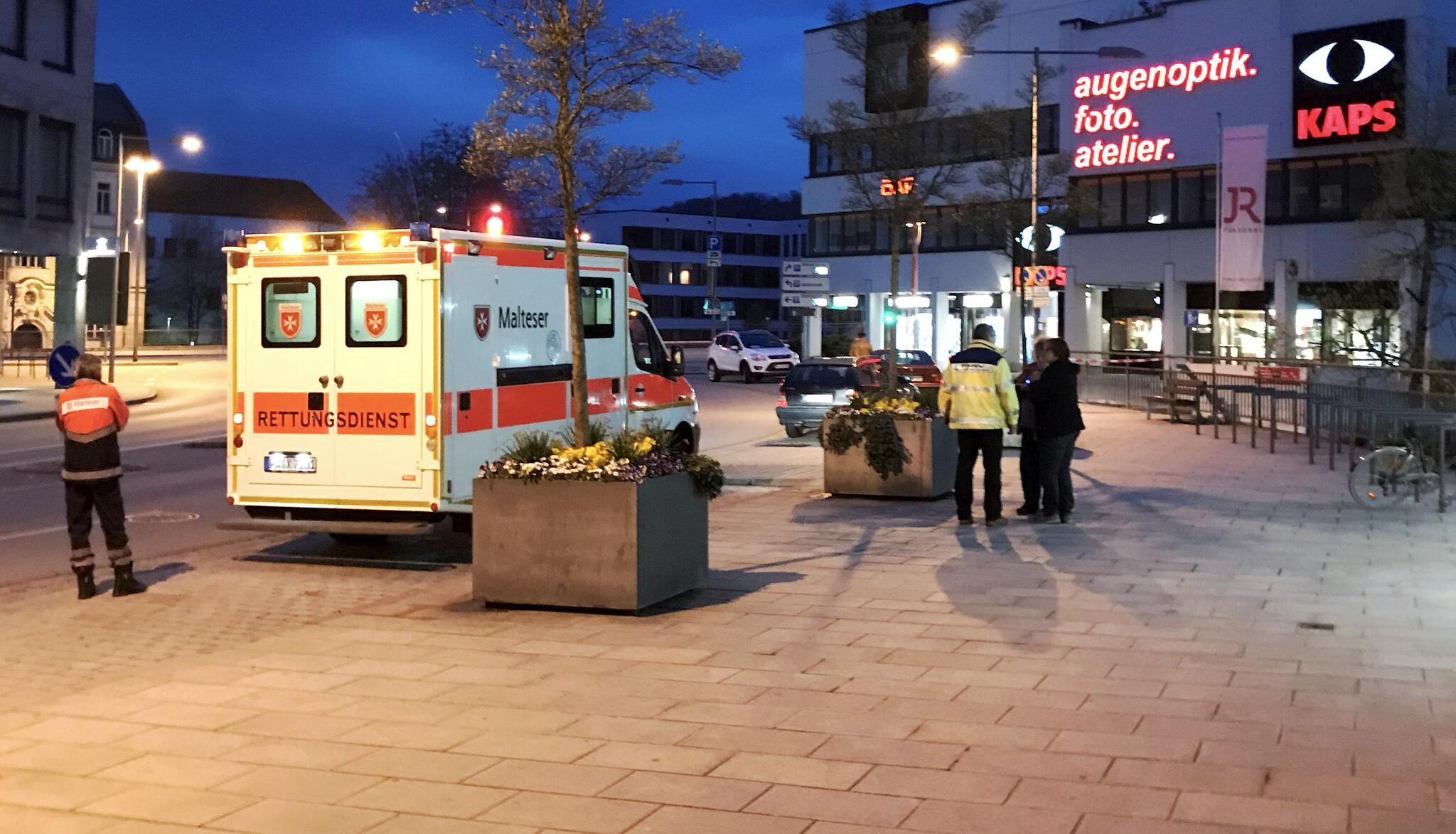 Bild zu Passau, 15-Jähriger, Schlägerei, tot