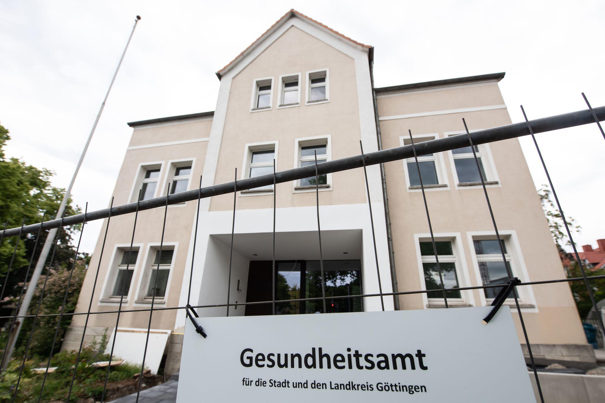 Bild zu Gesundheitsamt Stadt Göttingen