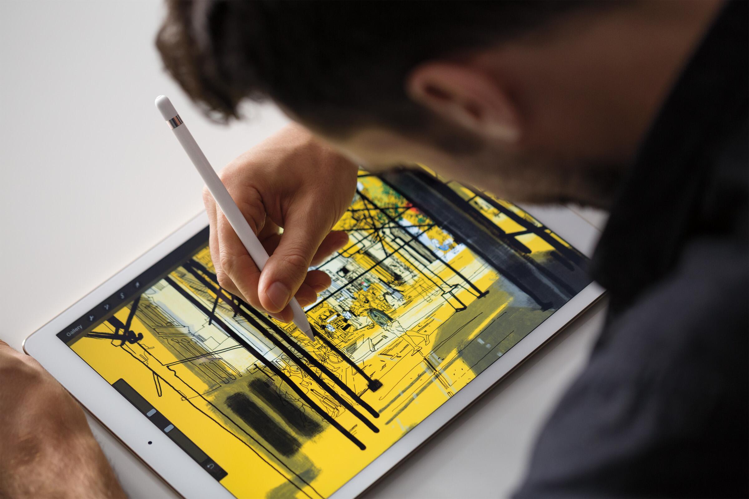 Bild zu iPad Pro