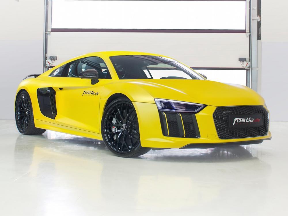 Bild zu Audi R8 V10 von Fostla