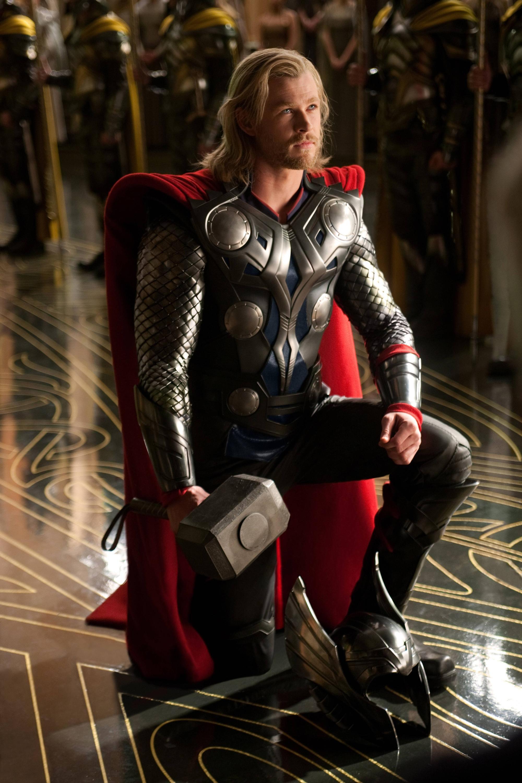 Bild zu Chris Hemsworth als Thor