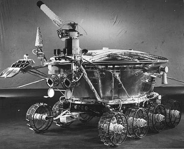 Bild zu Lunochod 1