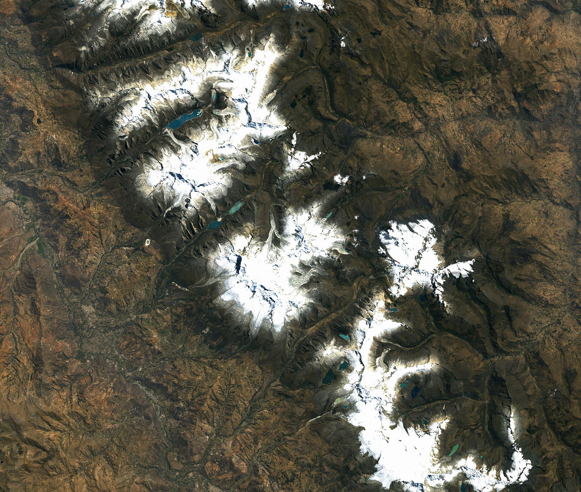 Bild zu Cordillera Blanca, Peru