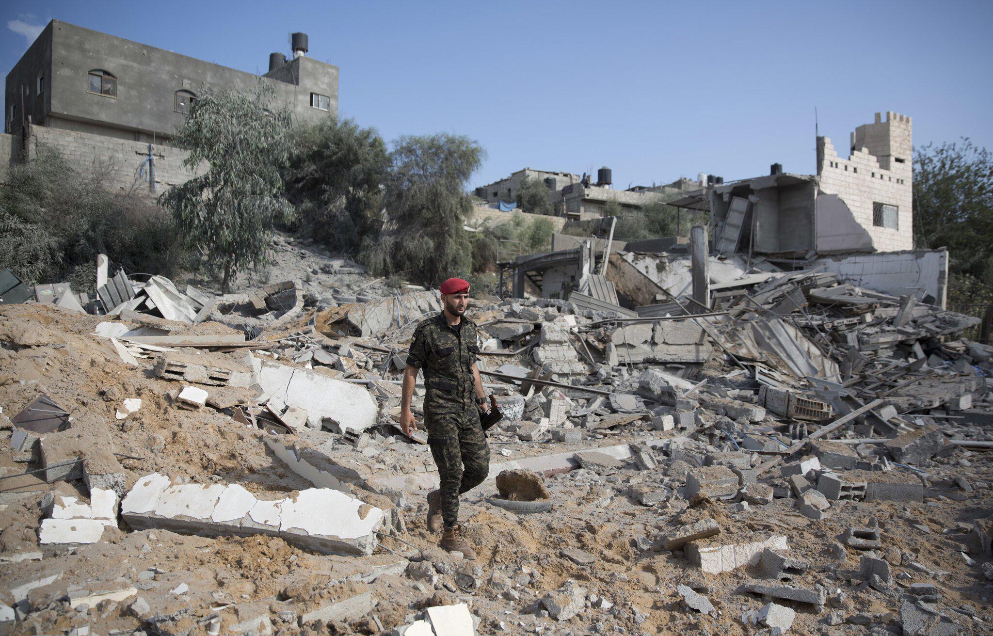 Bild zu Konflikt in Nahost