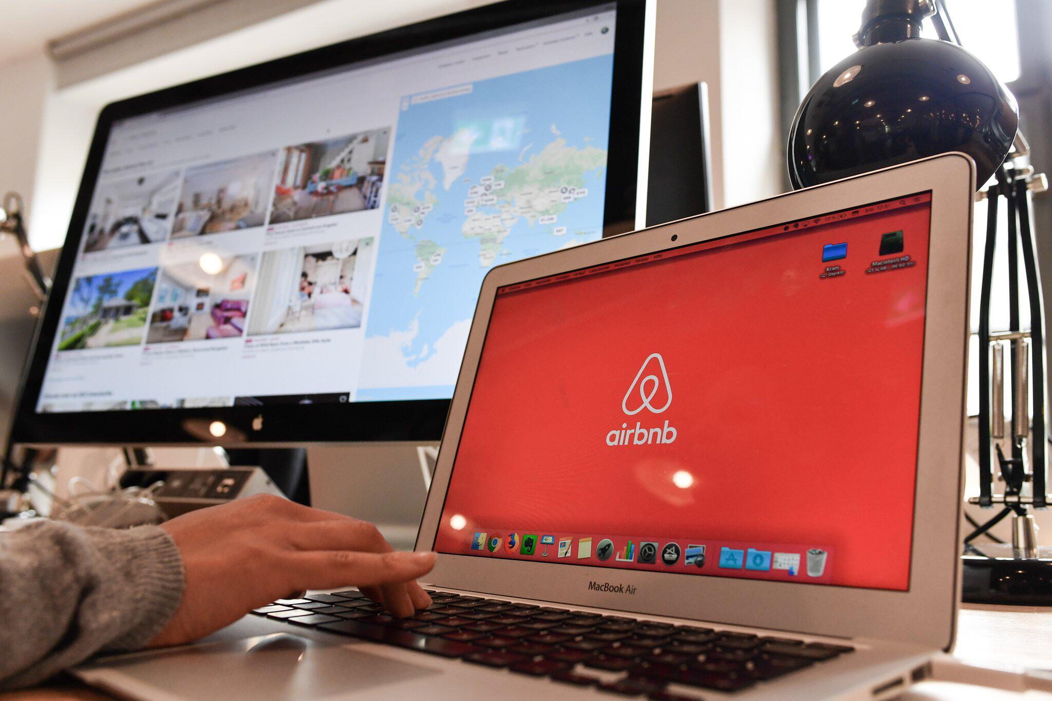 Bild zu Airbnb