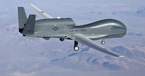 US-Drohne Global Hawk