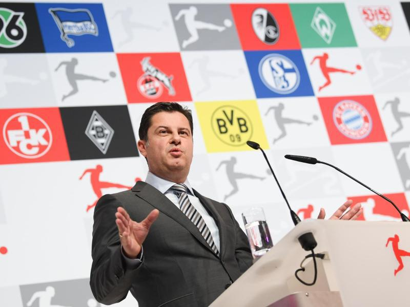 Bild zu DFL-Geschäftsführer