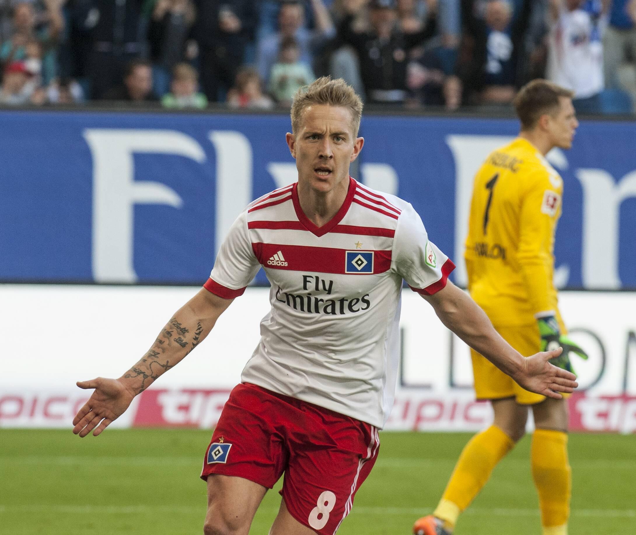 Bild zu Hamburger SV, HSV, Dino, Bundesliga-Dino, Abstiegskampf, Bundesliga