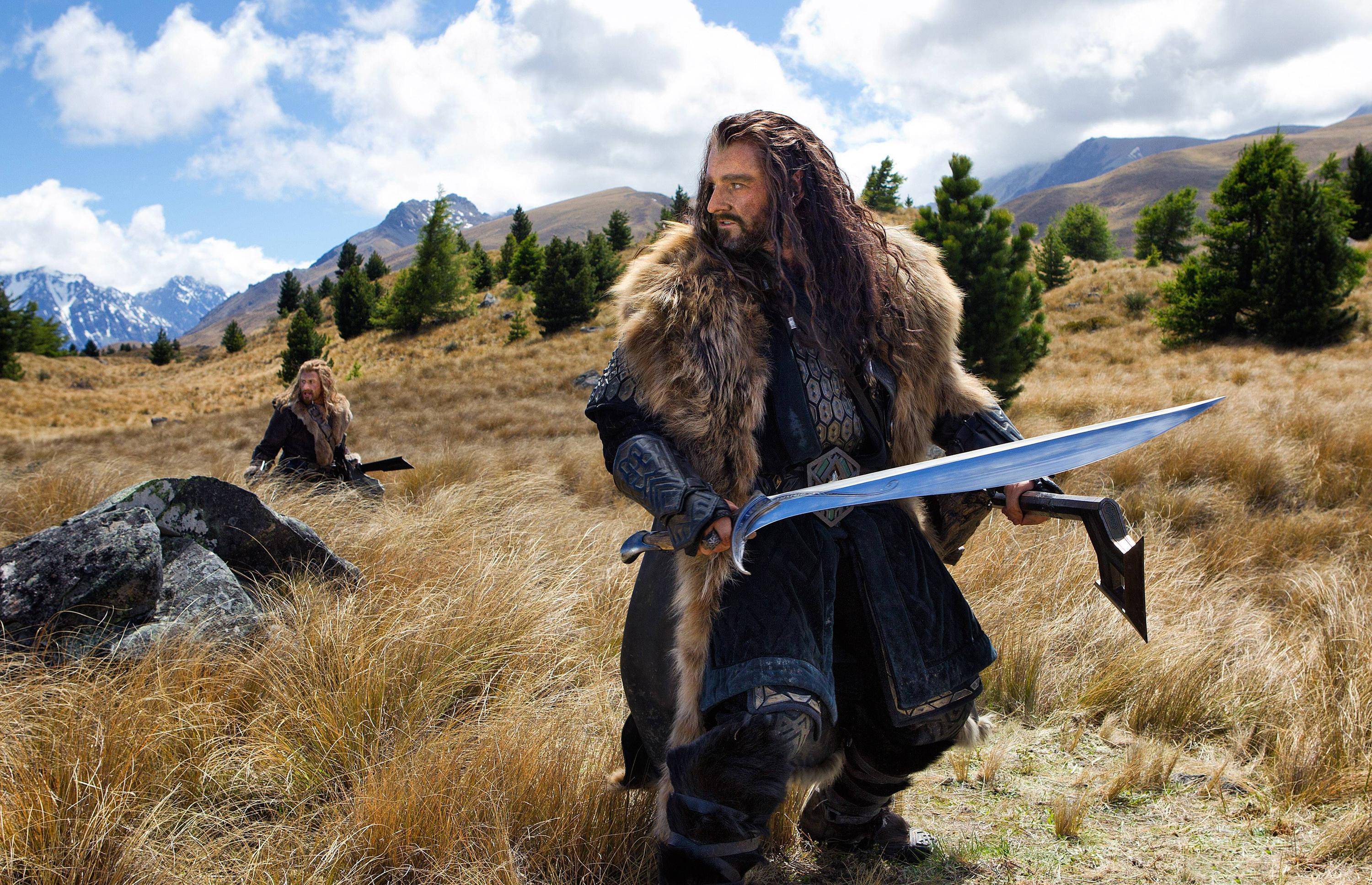 "Bild zu Richard Armitage in ""Der Hobbit"""
