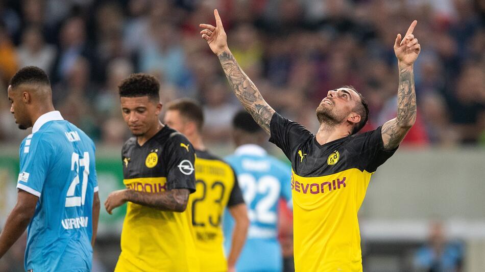 KFC Uerdingen - Borussia Dortmund