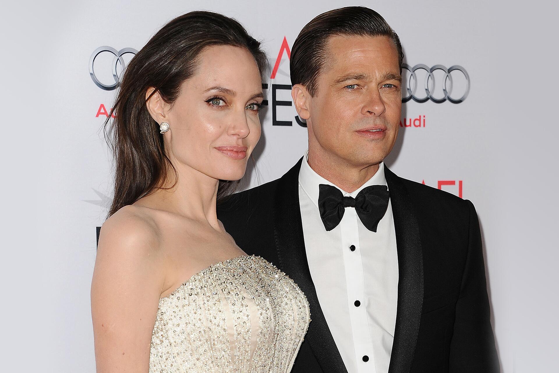 Bild zu Angelina Jolie, Brad Pitt, Brangelina, Scheidung, Krisenmanager