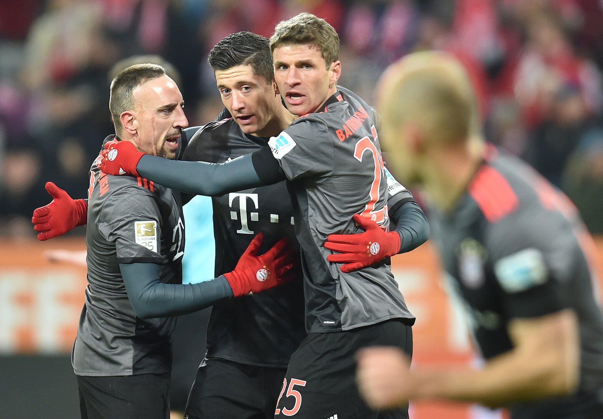 Bild zu FSV Mainz 05 - Bayern München