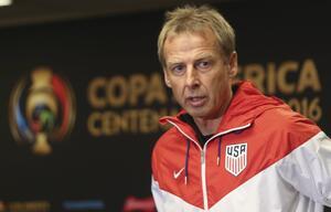 Jürgen Klinsmann, Niederlande, WM-Qualifikation, van Gaal