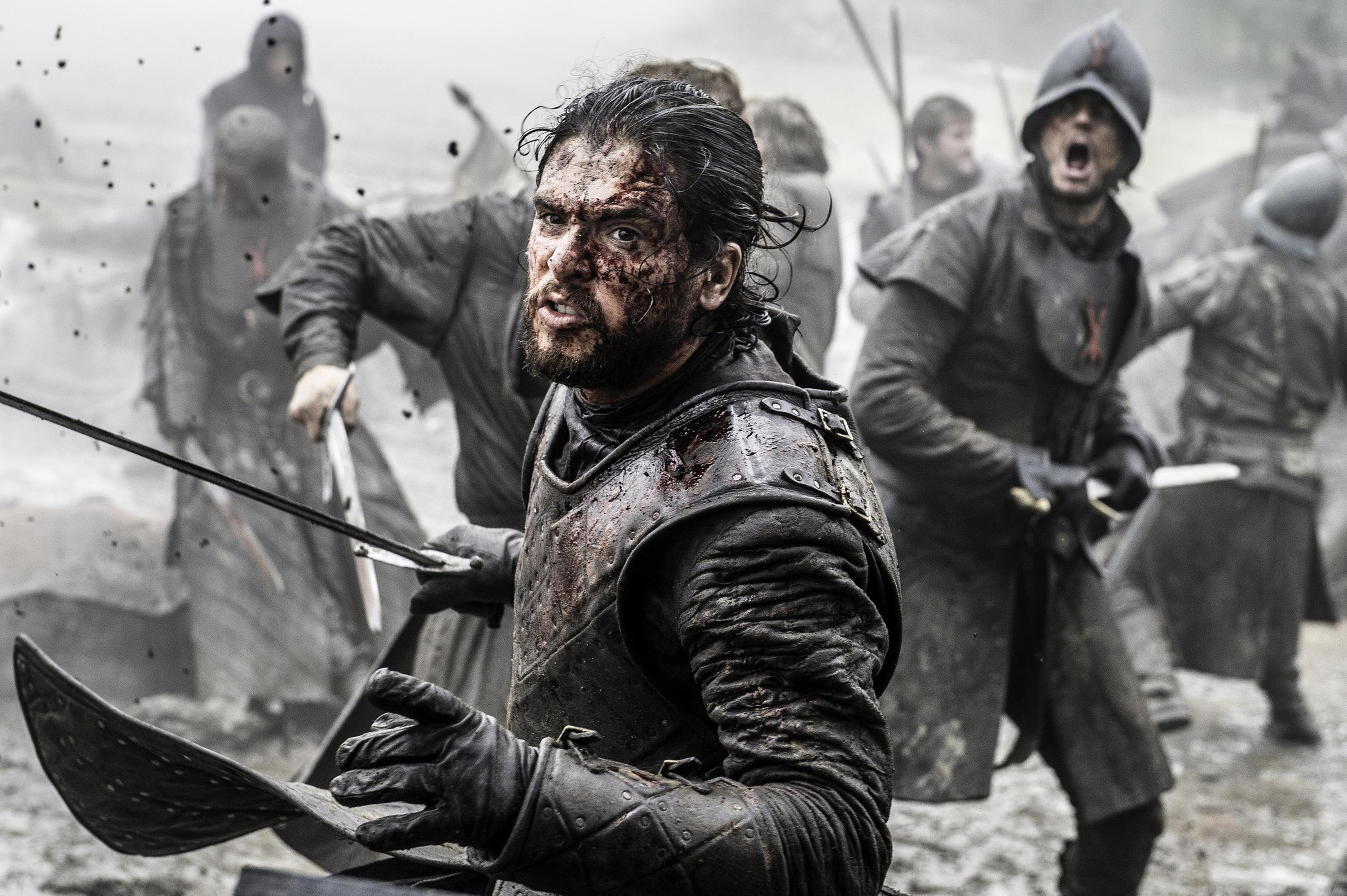 Bild zu Game of Thrones, Westeros, Krieg, Jon Snow