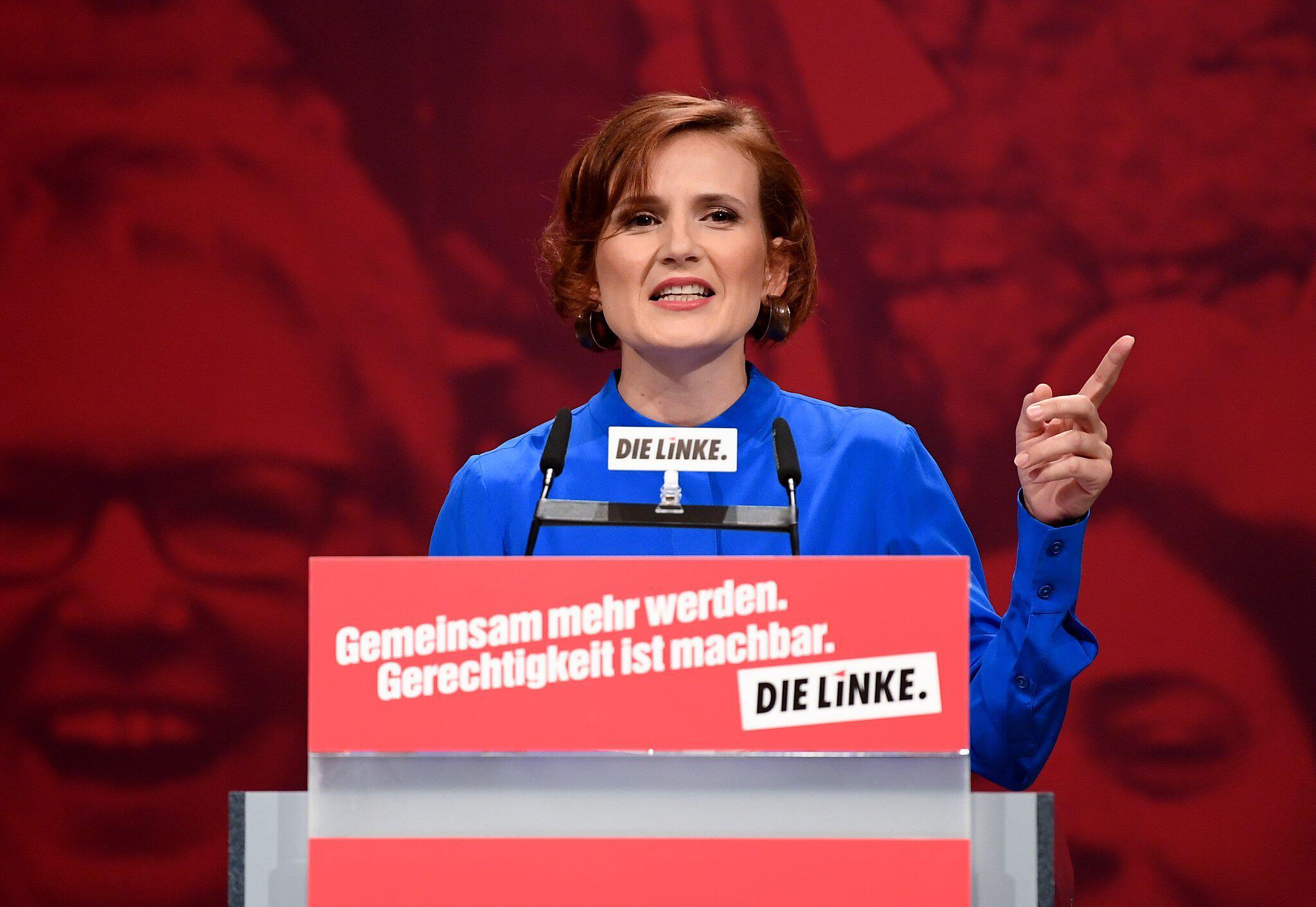 Bild zu Bundesparteitag der Partei Die Linke