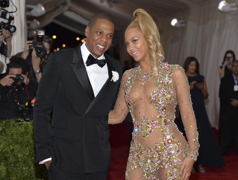 Bild zu Jay Z, Beyoncé