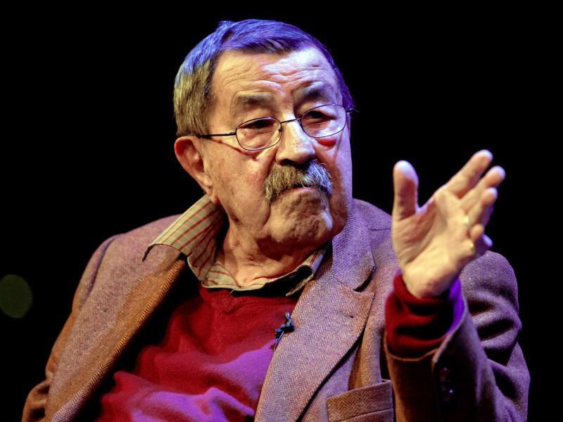 Bild zu Günter Grass