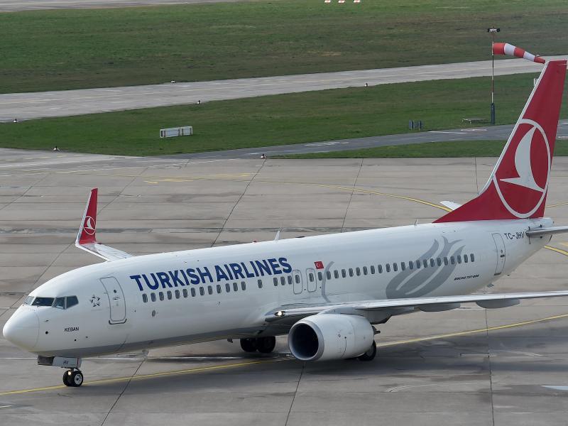 Bild zu Flugzeug von Turkish Airlines