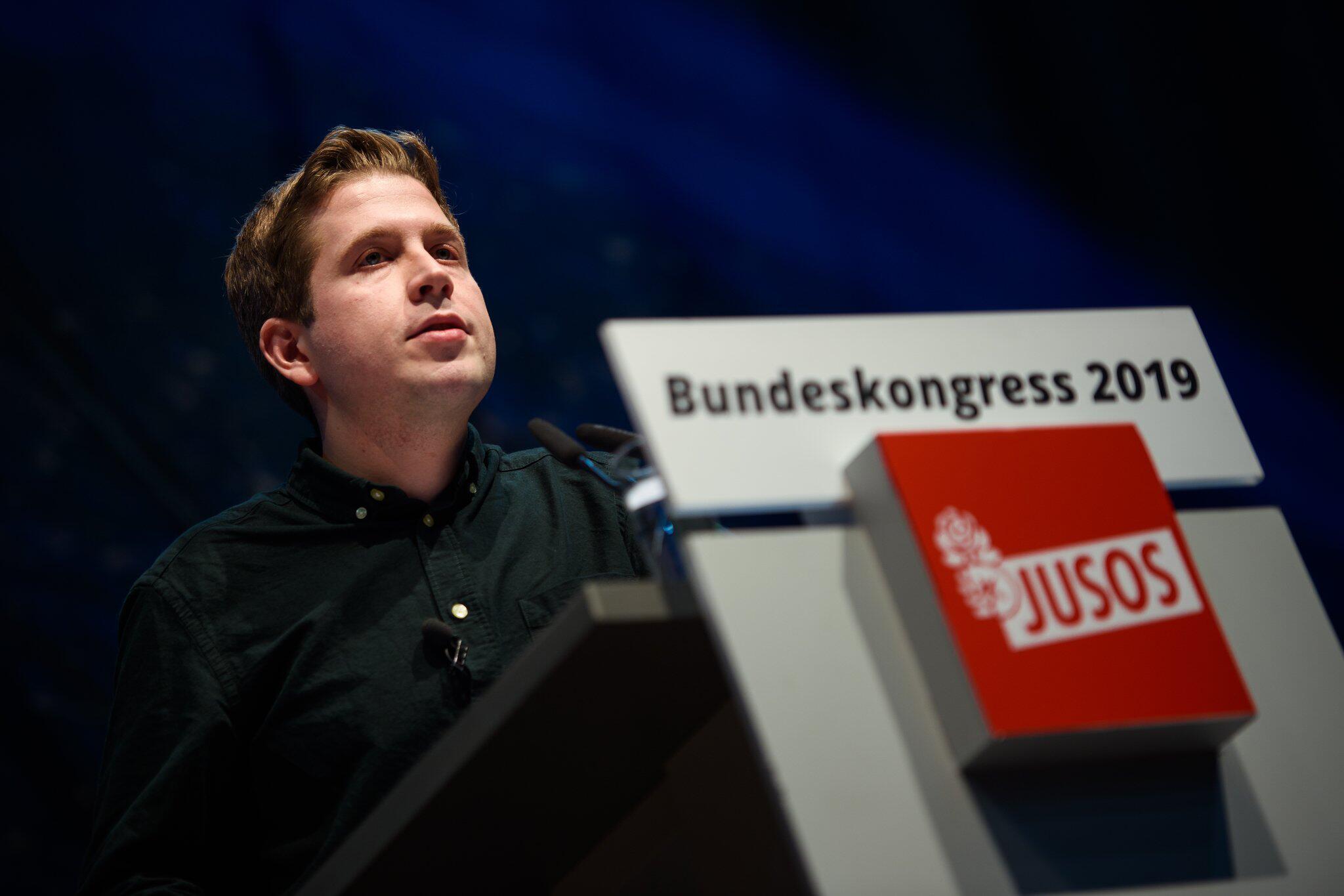 Bild zu Bundeskongress der Jusos