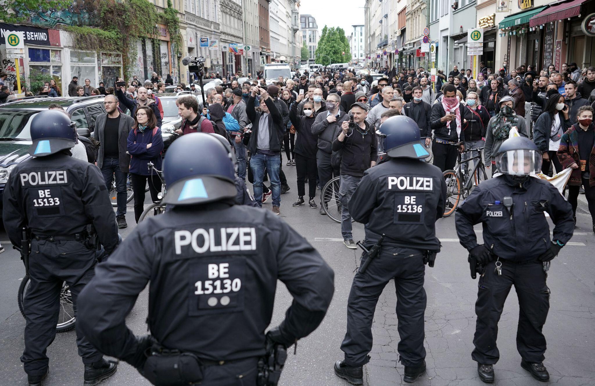 Bild zu 1. Mai - Berlin