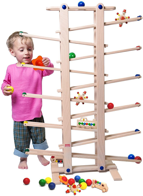 Bild zu 2. Geburtstag, zweiter geburtstag, Geschenk, Stifte, Spiele, Malbuch, Feier, kugelbahn, puzzle