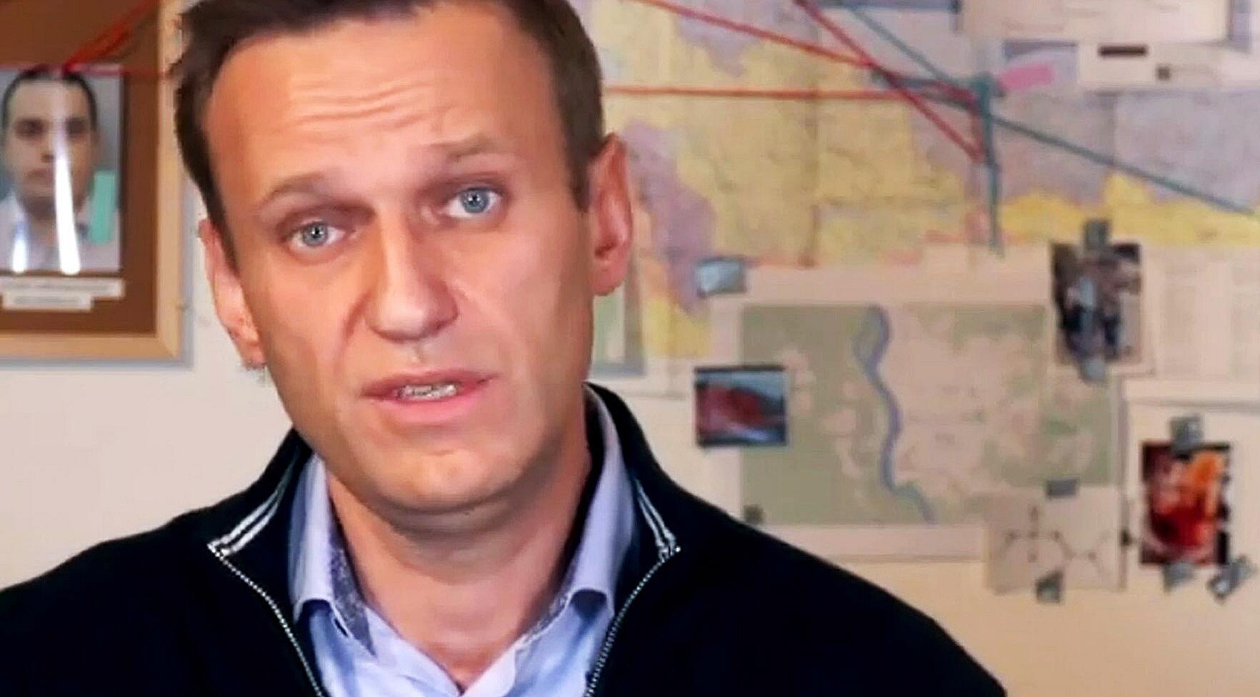Bild zu Kremlgegner Nawalny nach Giftanschlag