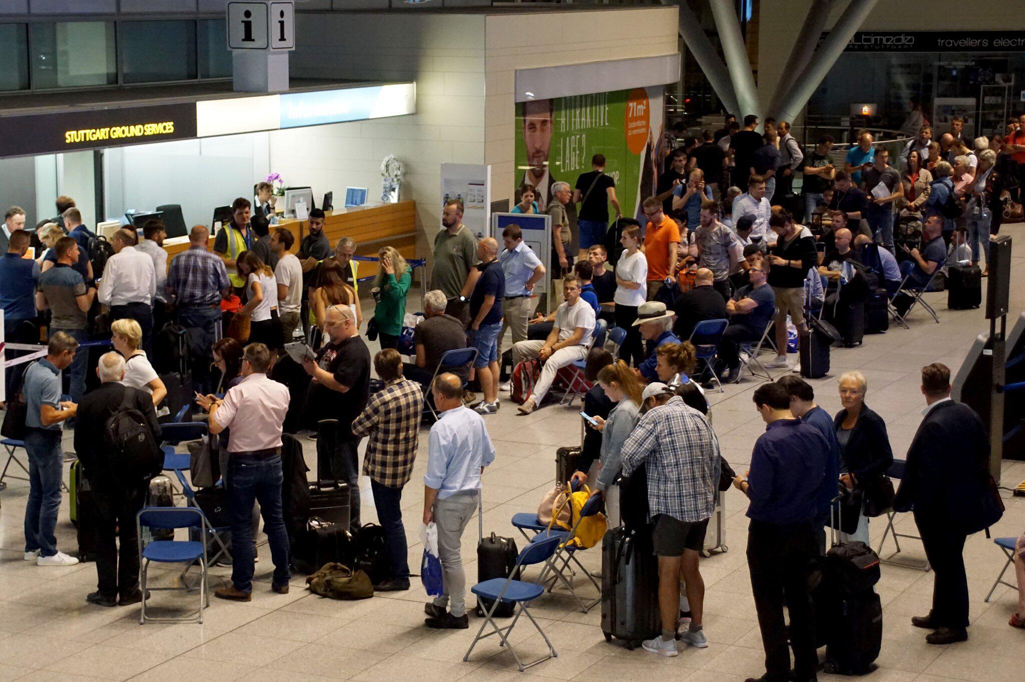Bild zu Flughafen Stuttgart