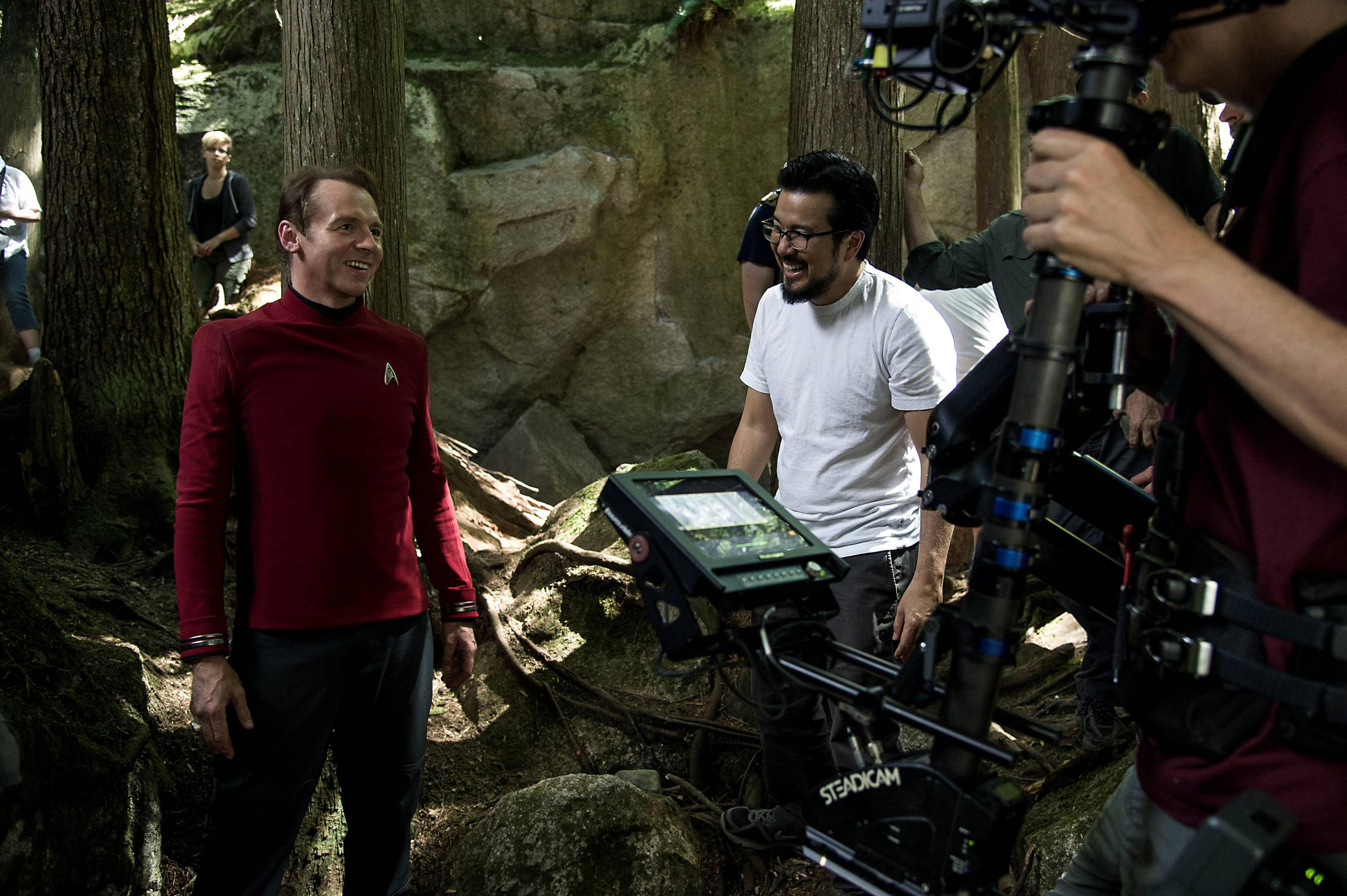 "Bild zu Simon Pegg in ""Star Trek"""