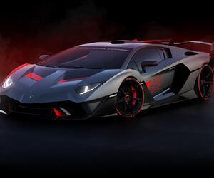 Lamborghini SC18 Alston: Exklusives Einzelstück aus der Rennabteilung