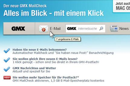 GMX Toolbar