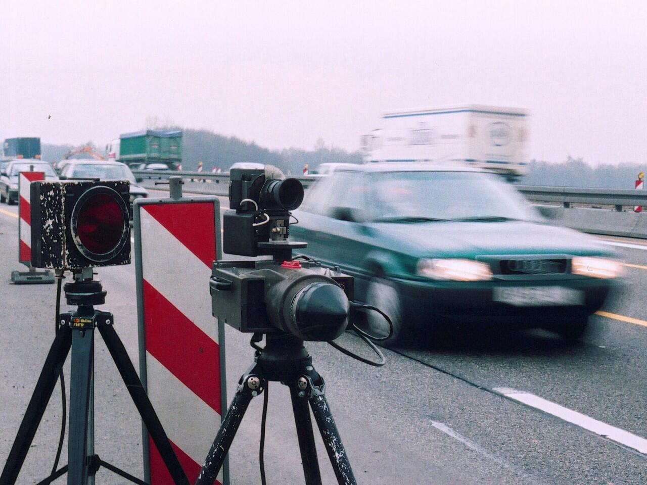 Bild zu Mit der Punktereform werden viele Verstöße im Straßenverkehr teurer