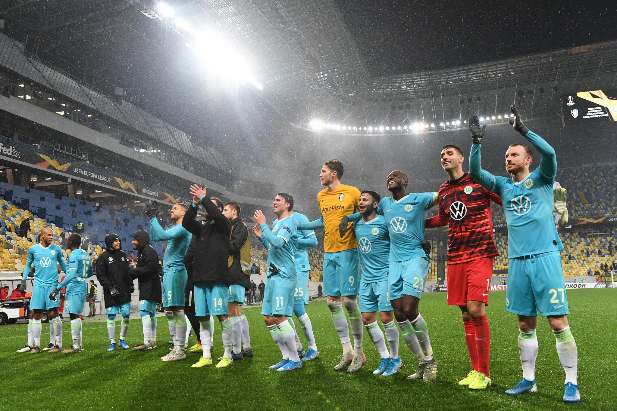 Bild zu PFK Olexandrija - VfL Wolfsburg