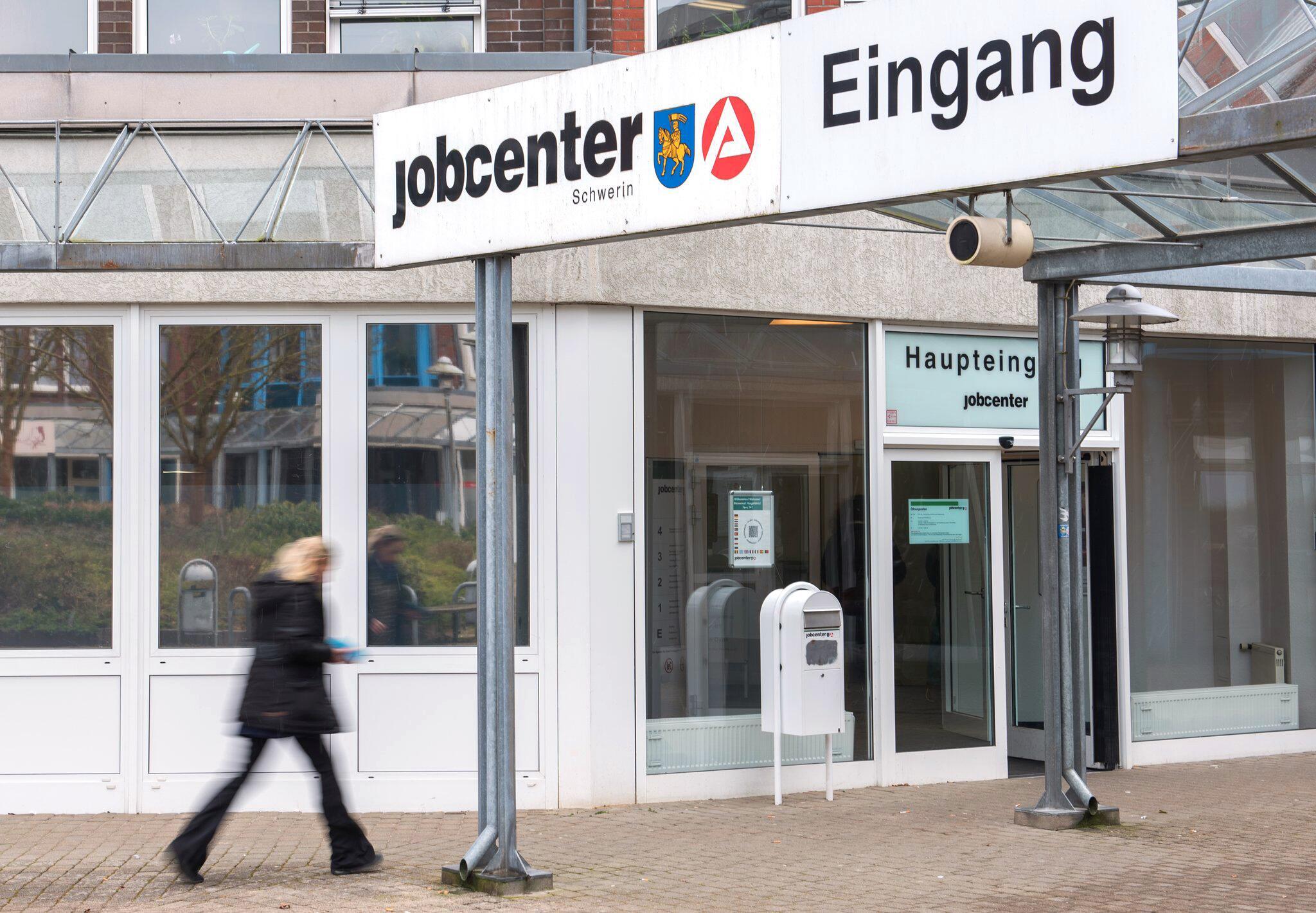 Bild zu Jobcenter