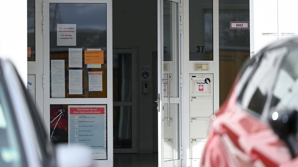 Vorfall in Flüchtlingswohnheim