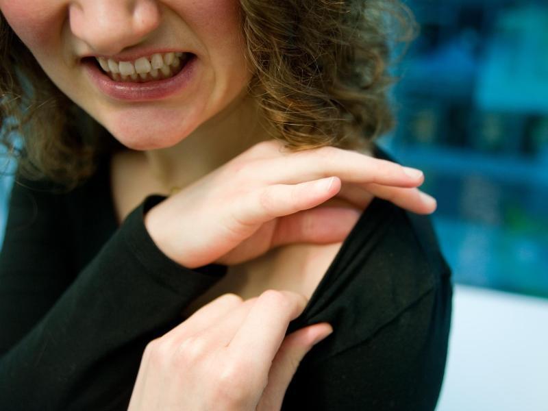 Bild zu Schmerz durch Gürtelrose