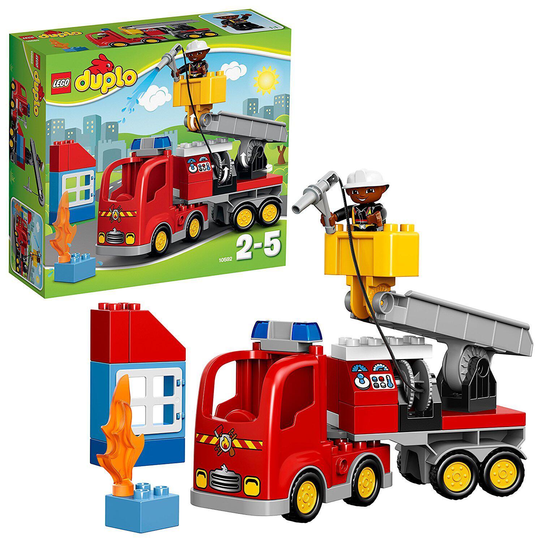 Bild zu DUPLO, Feuerwehr, Jungs, Weihnachten, Geschenk