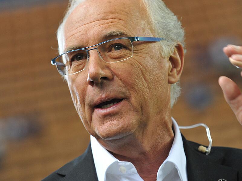 Bild zu Franz Beckenbauer
