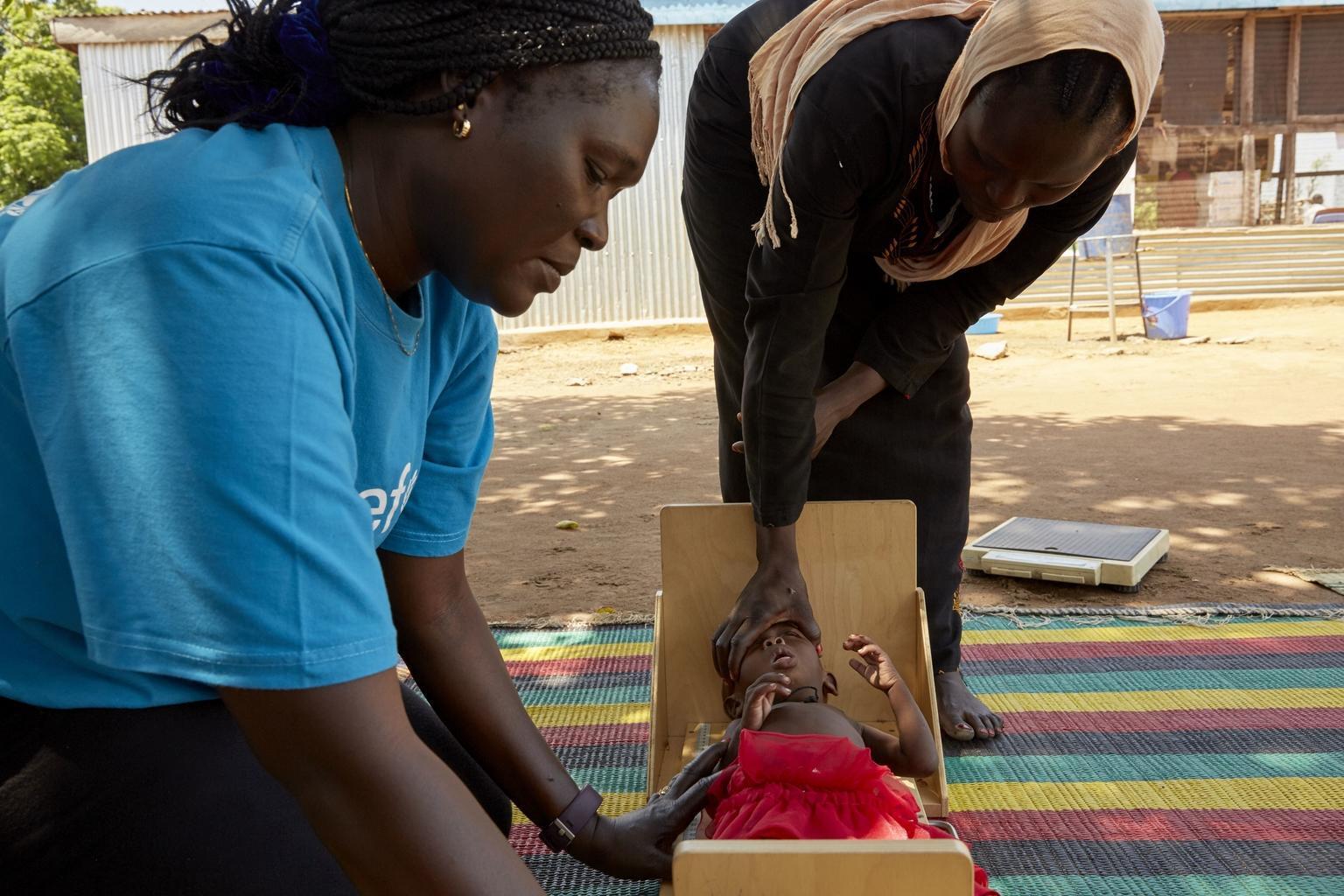 Bild zu Südsudan, Mangelenrährung
