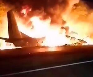 Flugzeugabsturz in der Ukraine