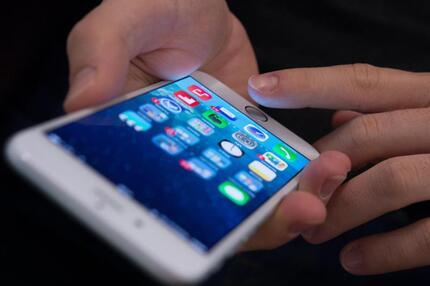 Wechsel zwischen Mobil- und Desktopversion