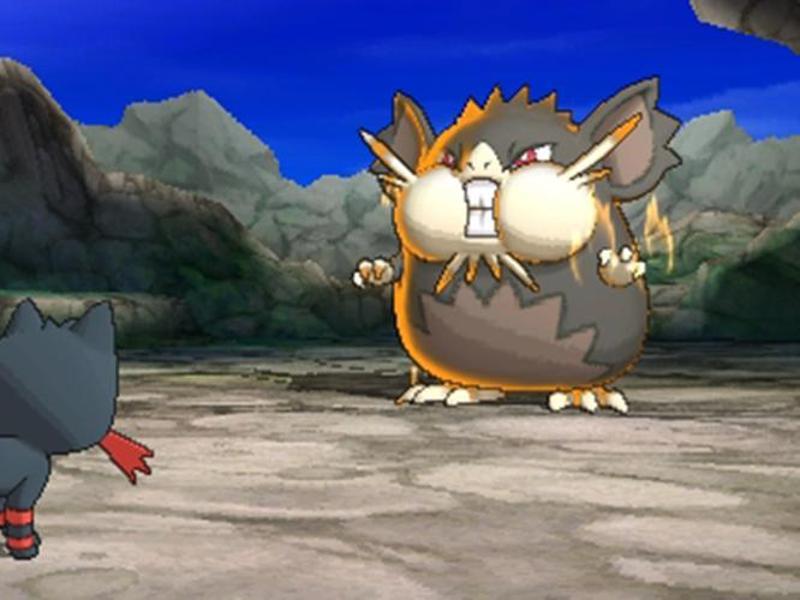 Bild zu Pokémon