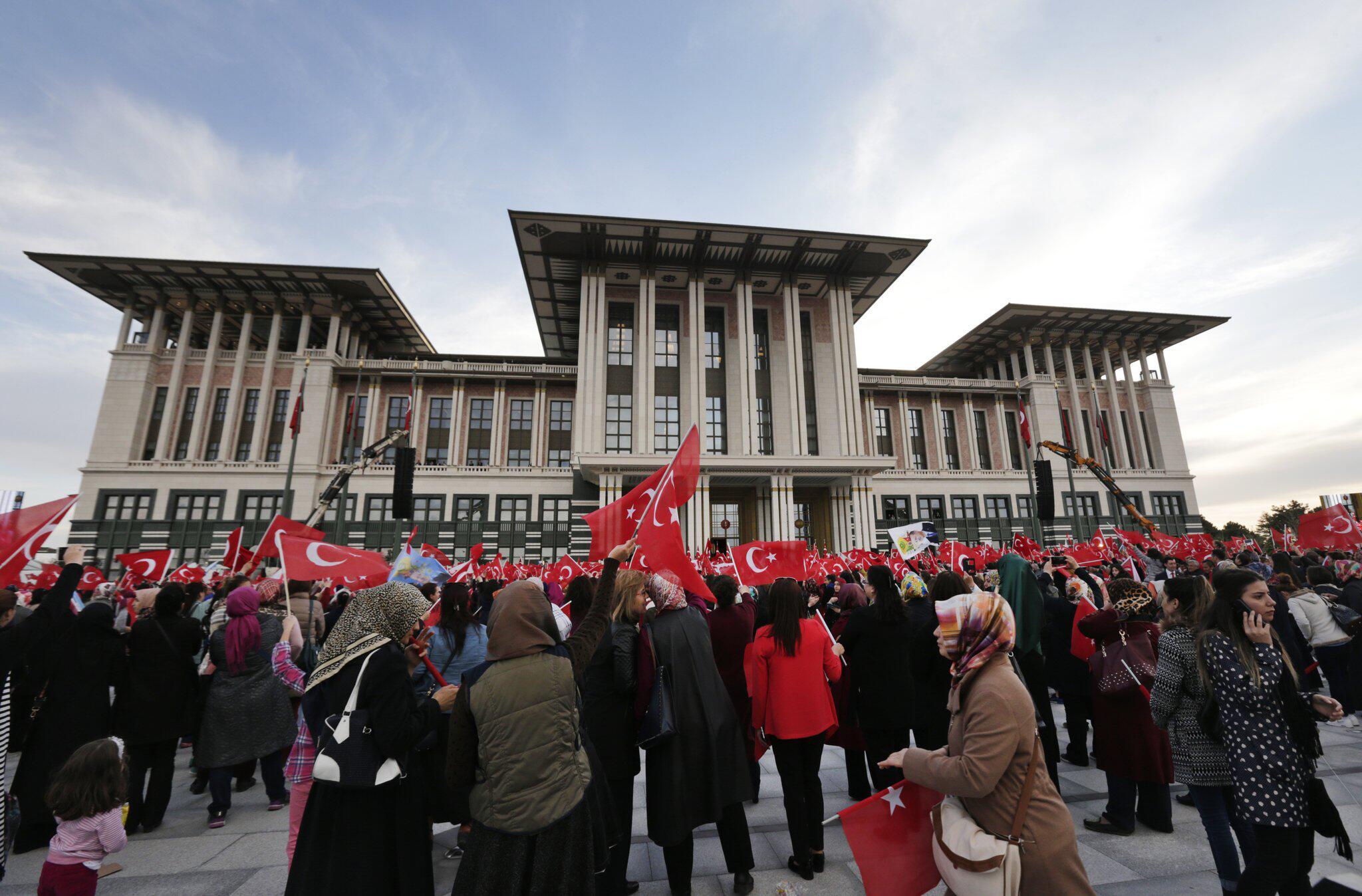 Bild zu Türkei Referendum