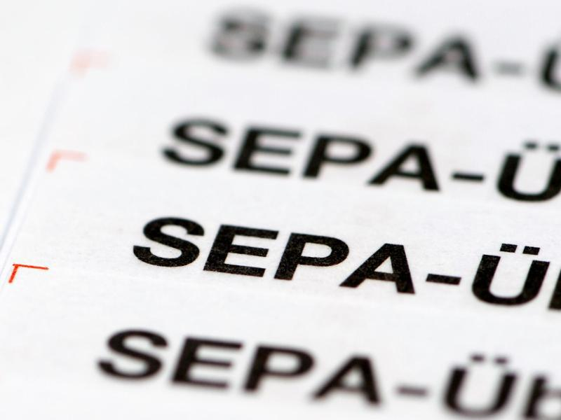 Bild zu Sepa-Verfahren