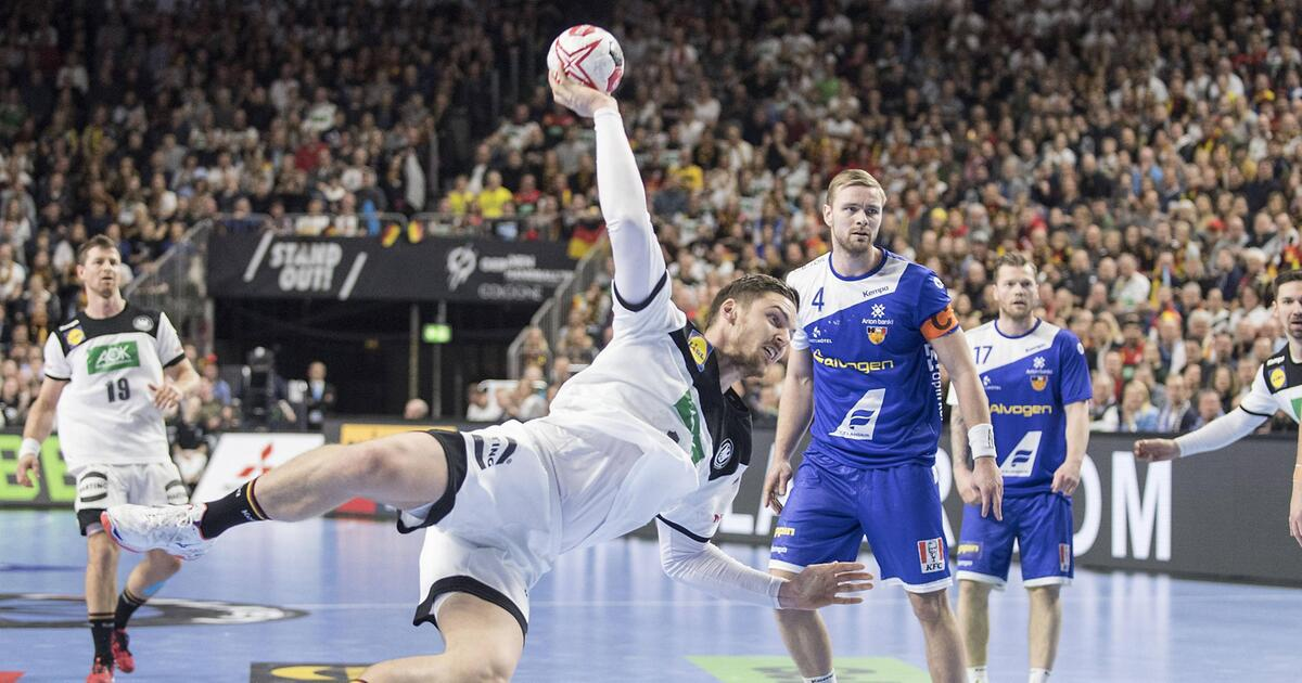 Handball Wm Live Ticker Zdf