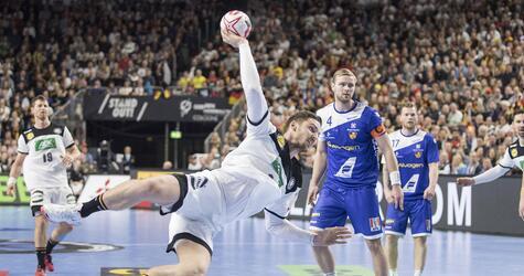 Handball, WM, Deutschland, Hauptrunde, Island